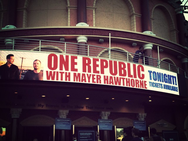 OneRepublic at Hard Rock Live Orlando