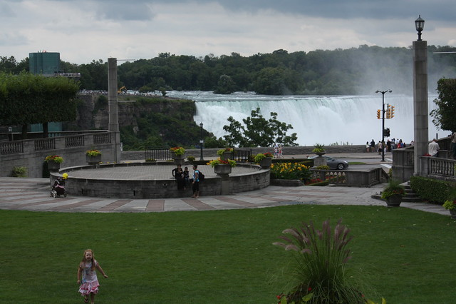 One more view of the falls
