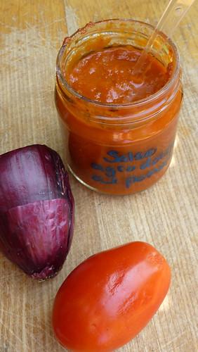 Salsa agrodolce al pomodoro