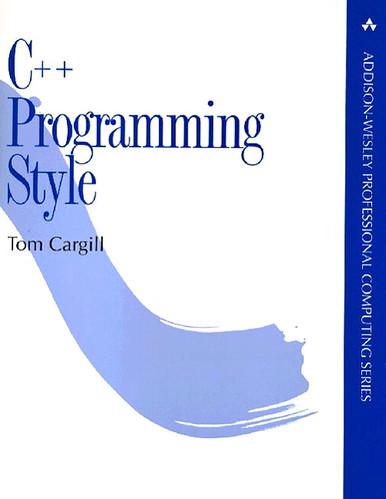 C++ Programmin Style