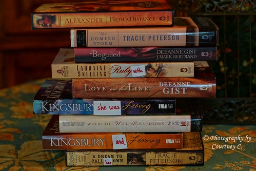 Spine Poetry!