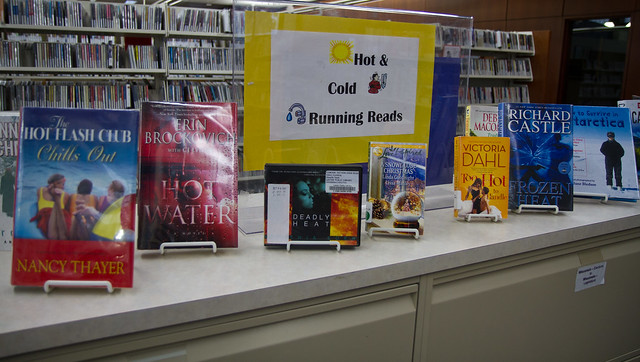 Hot & Cold Running Reads