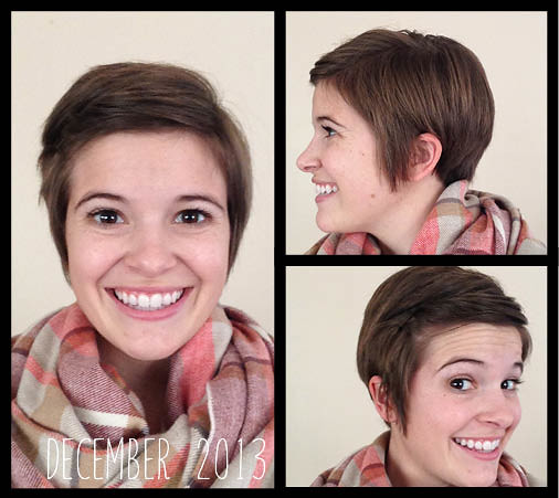 How to Grow Out A Pixie