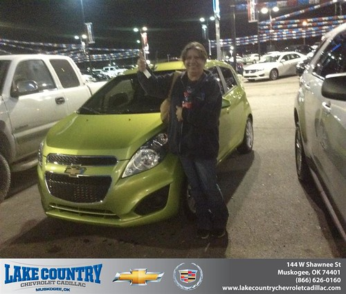 Lake Country Chevrolet Cadillac Muskogee Oklahoma Customer