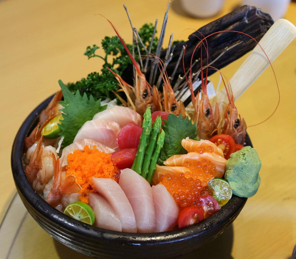 新北市美食推薦 長奇日本料理『長奇日本料理/無菜單料理/套餐/吃到飽/兒童遊戲區』 Nancy將 | 愛食記