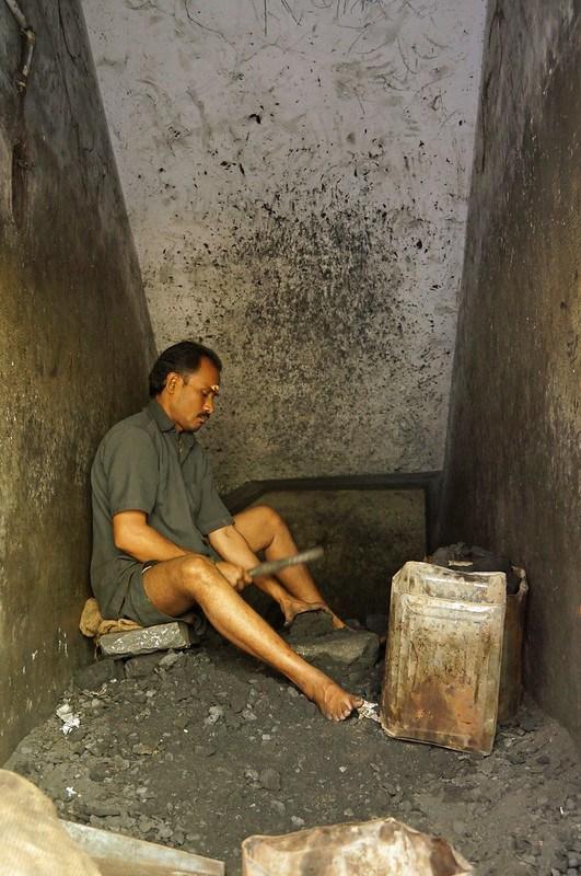 Coal Vendor