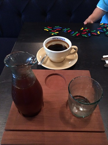 Brewtown Newtown - long black and syphon