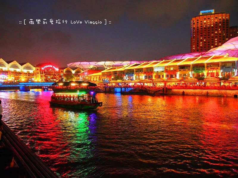 新加坡景點,碼頭 @薇樂莉 Love Viaggio | 旅行.生活.攝影