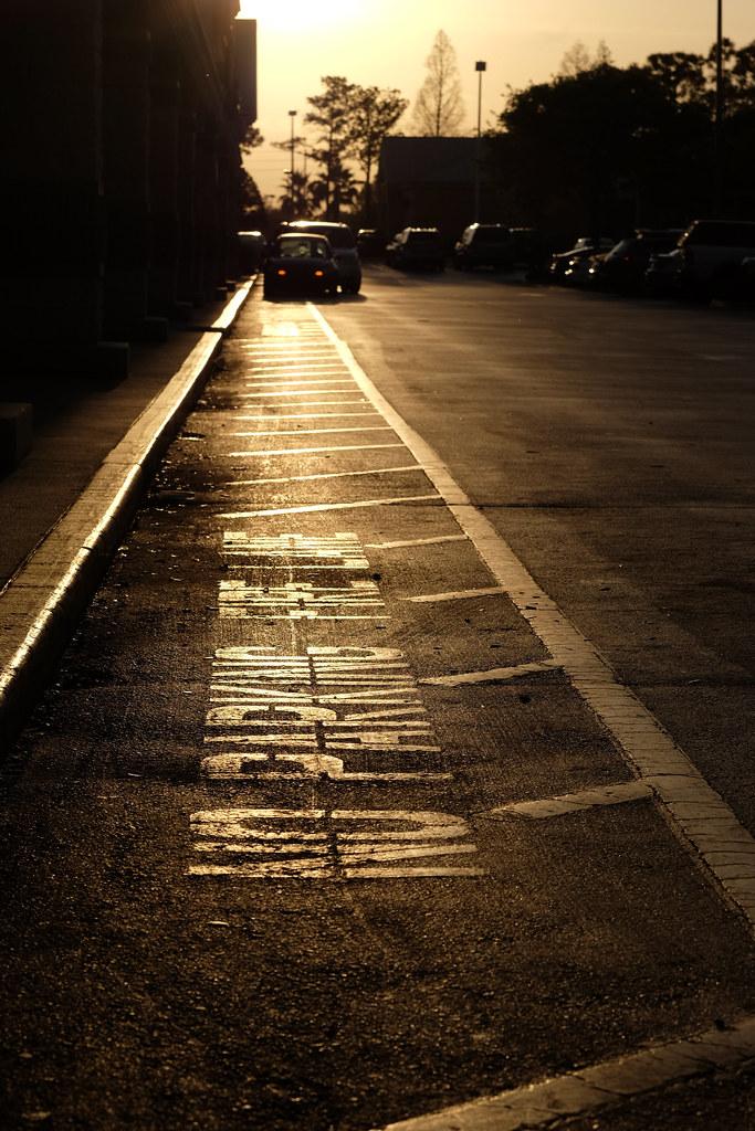 94/365 - No Parking Fire Lane