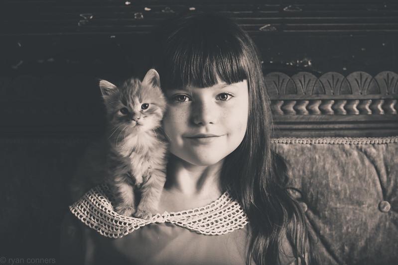 Anna & Rosebud