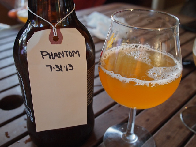 Tired Hands Phantom With Three Different Colored Eyes