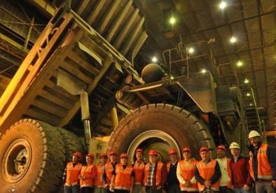 Ministros de Obras Públicas del país visitaron Minera Alumbrera