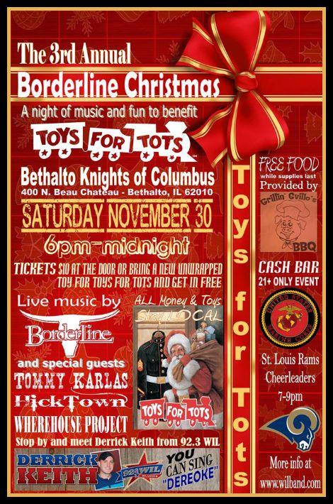 Borderline Christmas 11-30-13