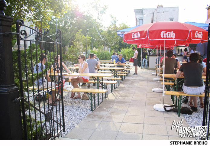 ... Dacha Beer Garden New DC 7th Street Photos Brightest Young Things2 ...