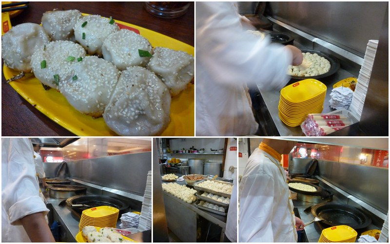 How Xiao Yang sheng jian bao are made