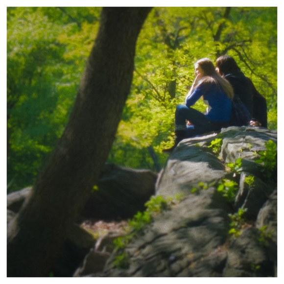 In Love - Central Park - 2010