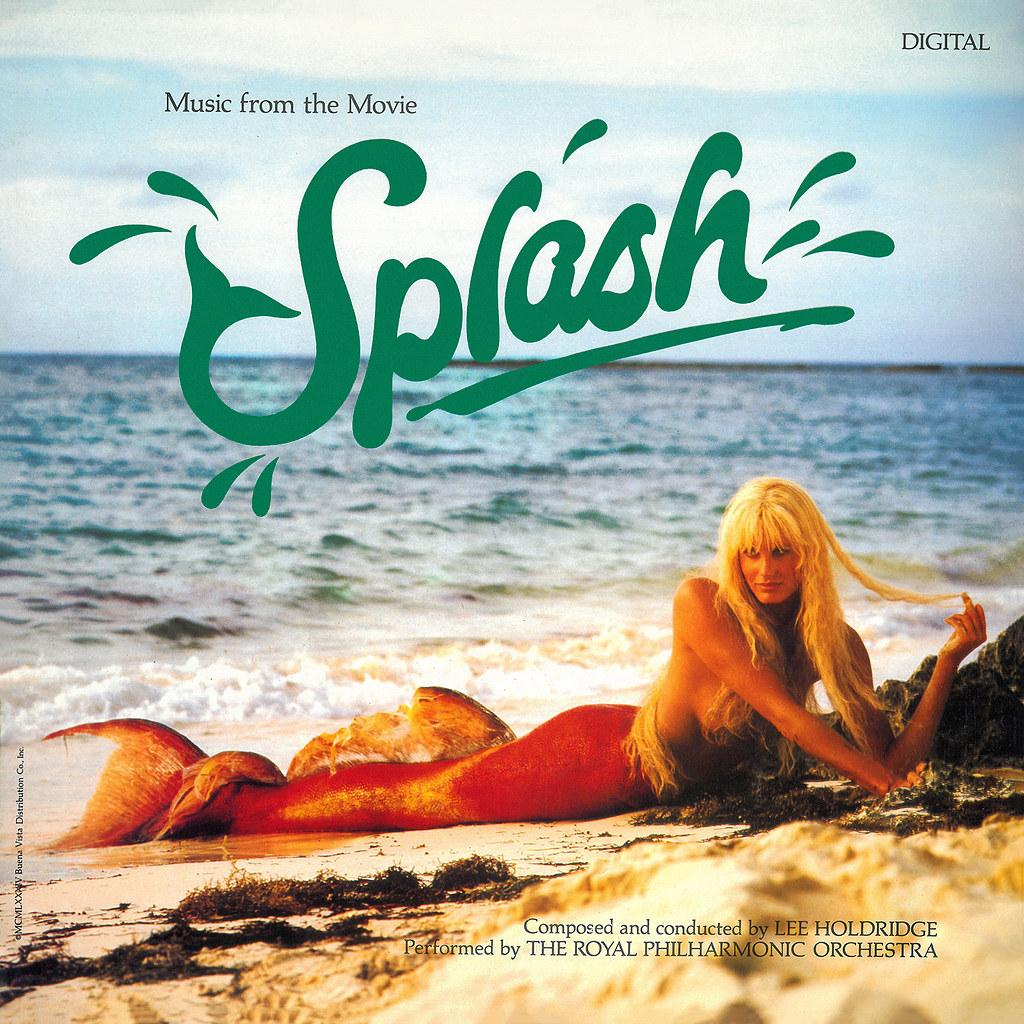 Lee Holdridge - Splash