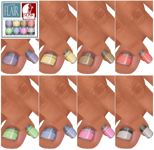 Flair - Nails Set 82