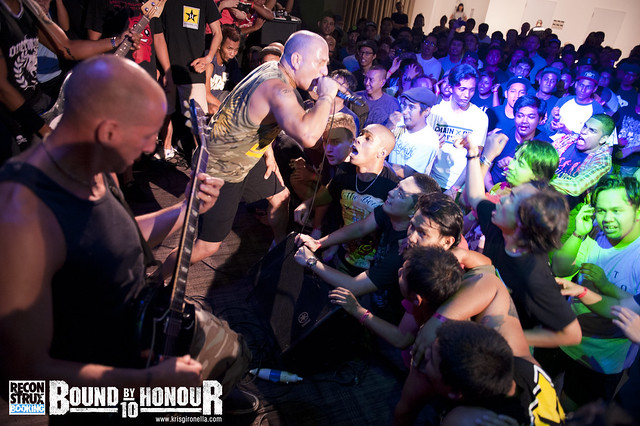 Youth Of Today @ Bound By Honour 10