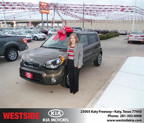 Happy Birthday to Ligia I Birch from Clayton Damon and everyone at Westside Kia! by Westside KIA