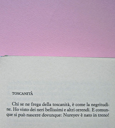 Alfabeto Poli, a cura di Luca Scarlini. Einaudi 2013. [resp. graf. e iconograf. non indicata]. Fotog. di cop.: ritr. b/n di P. Poli di G. Harari. Pag. 145 (part.), 1