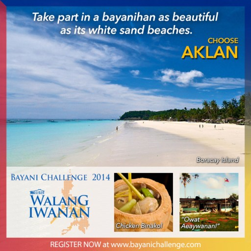 Bayani Challenge 2014: Social Media Cards