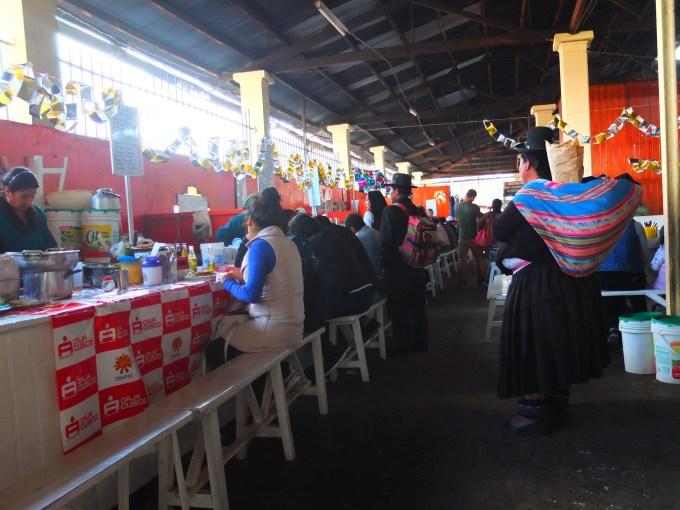 アグアスカリエンテス市場