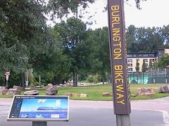 Burlington Bikeway