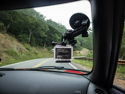 GoPro Mount on Mini