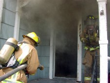 Shankland house fire
