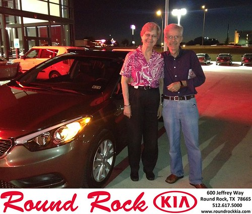 Round Rock Kia Testimonials and Reviews-Barbara Hawks by RoundRockKia