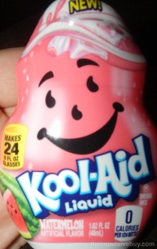 Kool-Aid Watermelon Liquid Water Enhancer