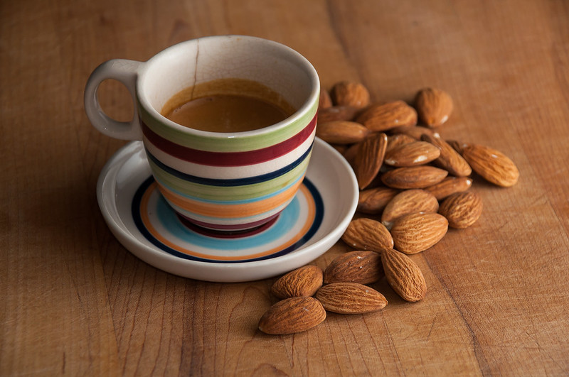 Espresso and Almonds
