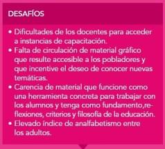 Alfabetización digital para Andalgalá - Desafíos