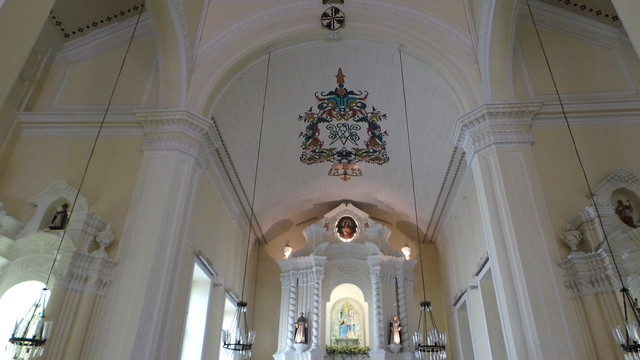 st.anthony churh ceiling