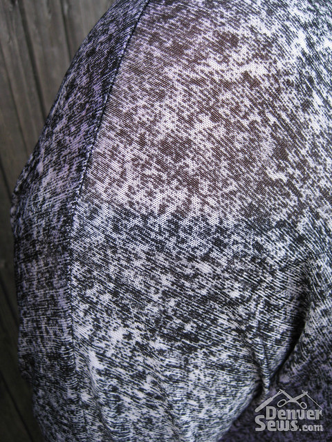 Tessuti Fave Top Fabric Closeup