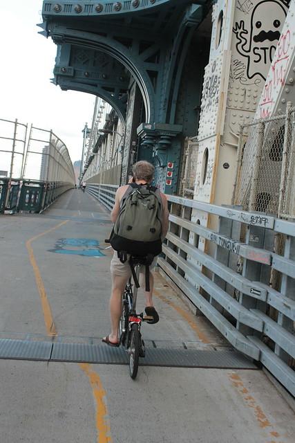 On Call Manhattan Bridge