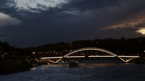 Passerelle Debilly ~ La Seine ~ Paris ~ MjYj by MjYj