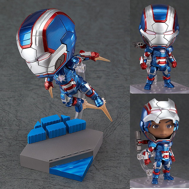 Nendoroid Iron Patriot