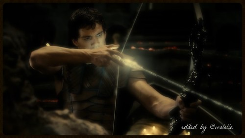 Henry as Theseus