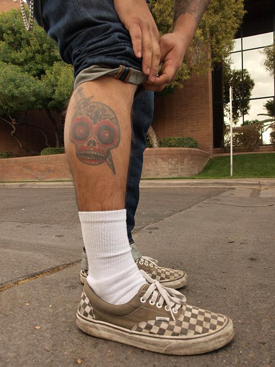 Tattuesday: Sammy Gonzales
