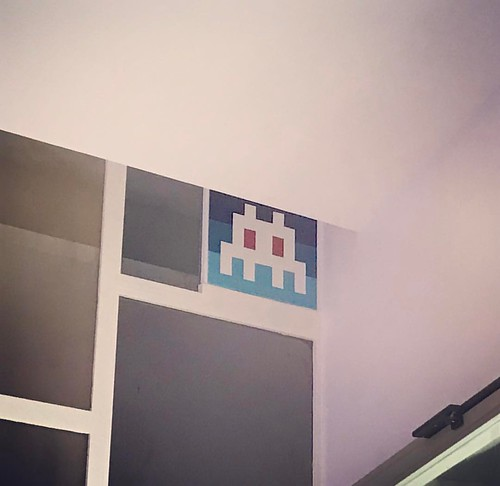 Hello my game is... PA_1264 #spaceinvader #invader #paris #streetart #hellomygameis