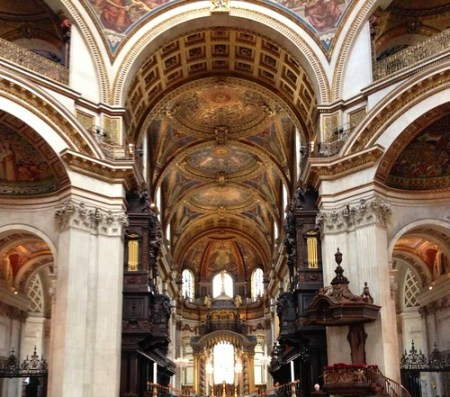 St. Paul Cathedral, Londra