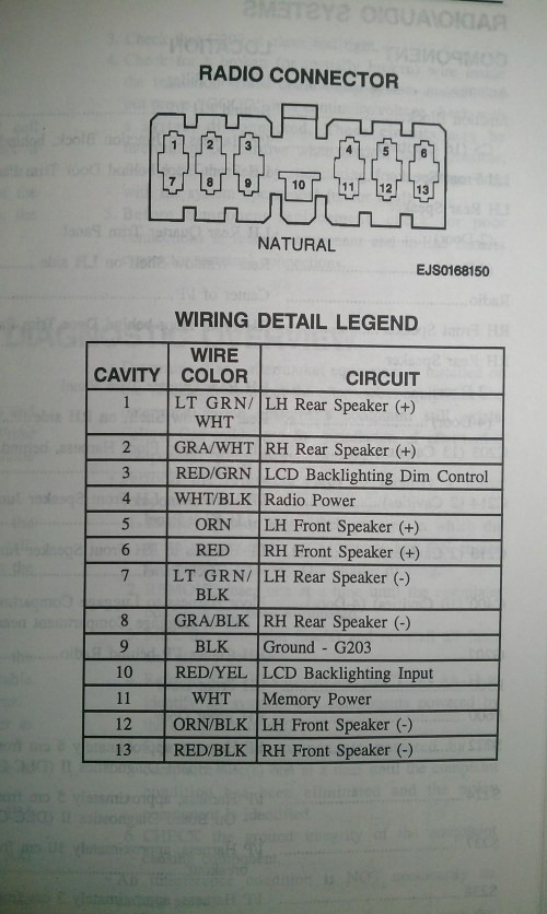 small resolution of 1994 geo prizm radio wiring diagram wiring diagram detailed 1994 geo prizm radio wiring diagram prizm radio wiring