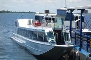 barco Viação Tapajós