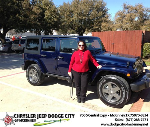 Happy Birthday to Karen L Baumgardner from Scott Arnold  and everyone at Dodge City of McKinney! #BDay by Dodge City McKinney Texas