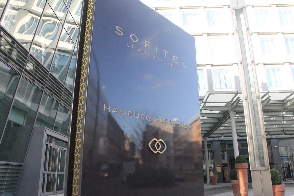 Hotel Sofitel Hamburgo