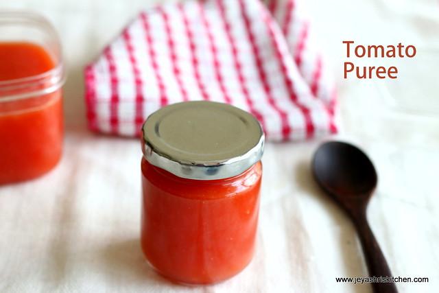 Tomato-puree