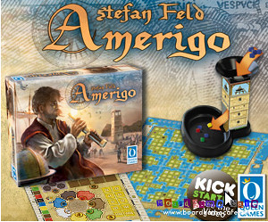 Kickstarter: Amerigo