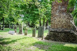 Biggins Church Ruins and Cemetery
